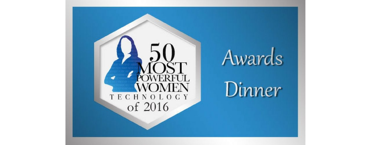 2016 Top 50 Most Powerful Women in Technology
