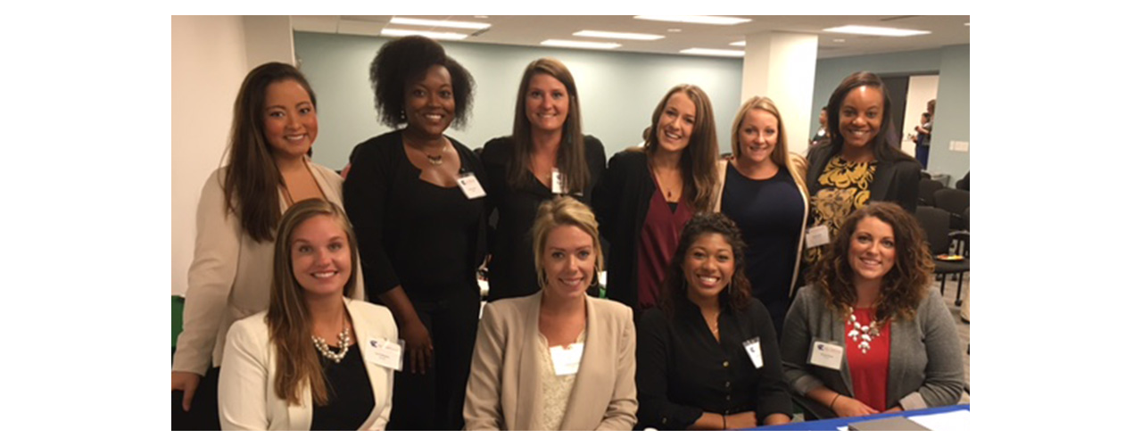 Professionals Attend the 2016 North Carolina Women in Leadership Symposium