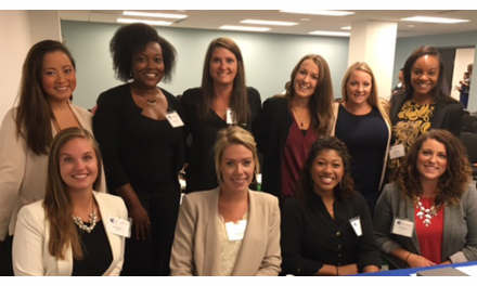 Professionals Attend the 2016 North Carolina Women in Leadership Symposium