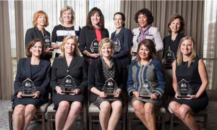 Top 50 Most Powerful  Women in Oil & Gas Honored at Breakfast
