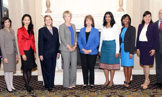 2017 Texas Women's Symposiums: #BeFearless