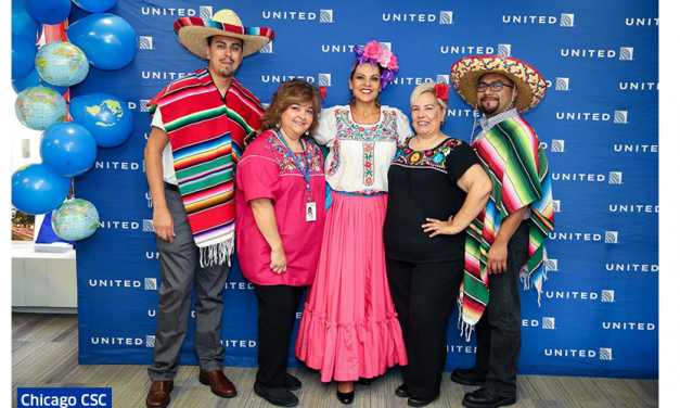How United Airlines Celebrates Global Diversity