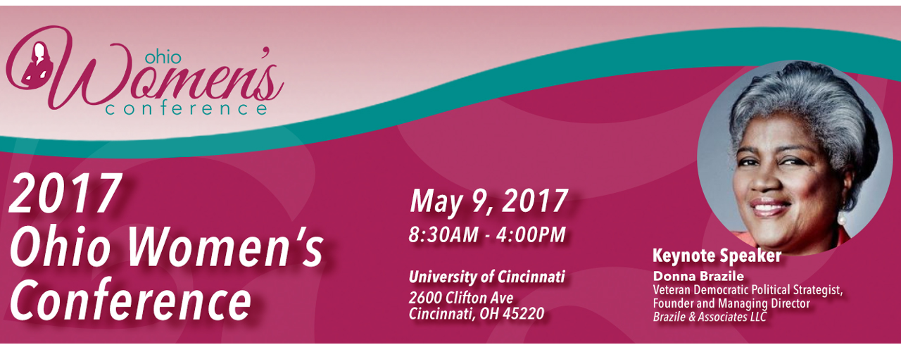 Political Strategist, Donna Brazile, to Keynote Ohio Women's Conference