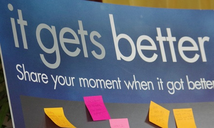 The Straz Center and USAA Partner to Help Carry the Message: It Gets Better