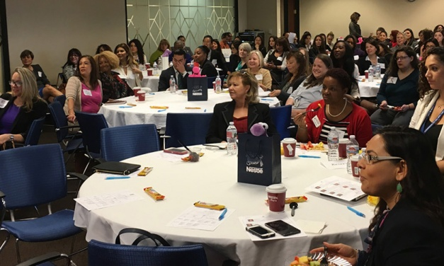 The 8th Annual Los Angeles Women in Leadership Symposium Hosted by Nestle