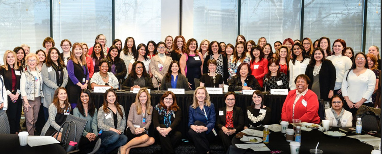 2017 Silicon Valley Women in Leadership Symposium Hosted by Intel Security