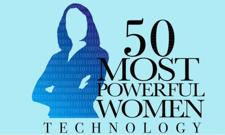 Announcing the 2017 Top 50 Most Powerful Women in Technology