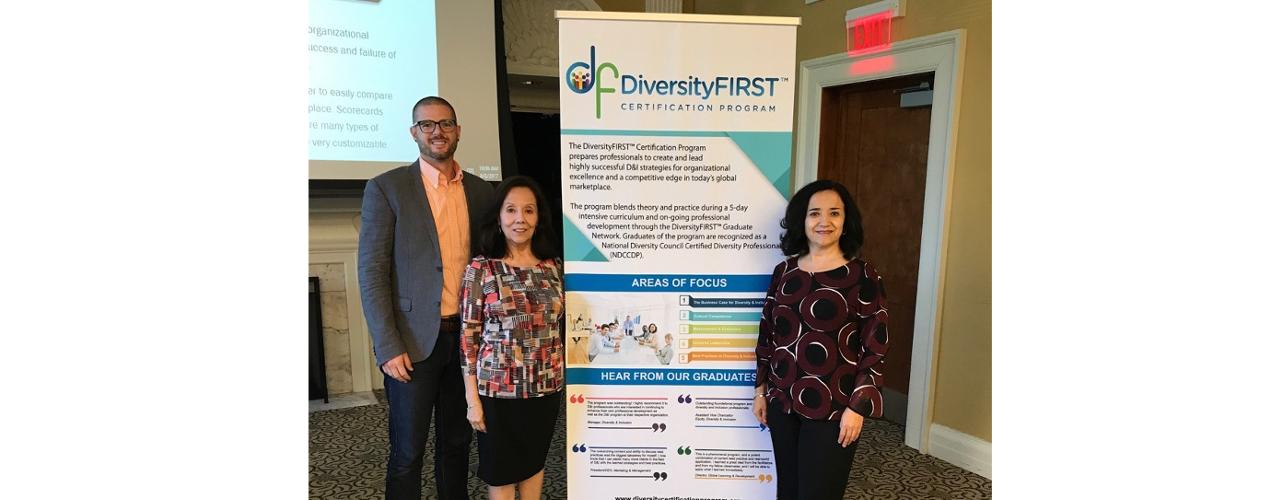 Ohio Diversity Council Hosts DiversityFIRST Certification Program