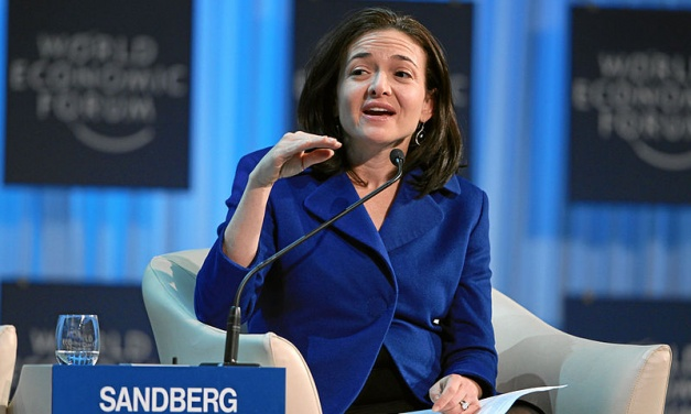 Why Sheryl Sandberg Is a Great Role Model For My Young Daughters