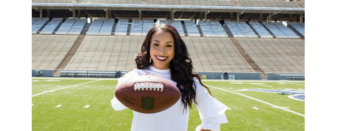 Nicole Lynn: Tackling the World of Sports
