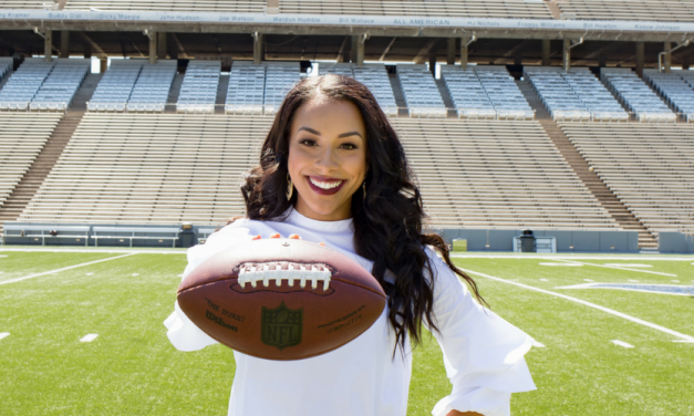 Nicole Lynn: Tackling the World of Sports