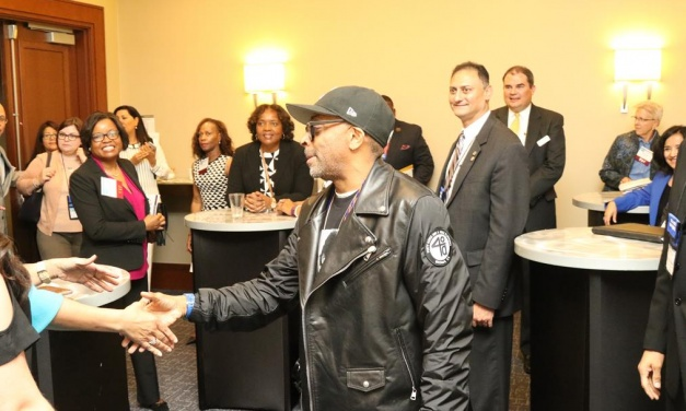 Spike Lee Highlights Philadelphia Diversity and Leadership Conference