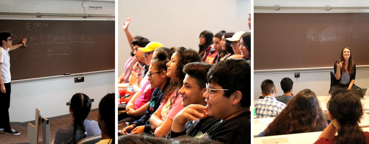 TXDC's Rice Summer Youth Program Marks 8th Year