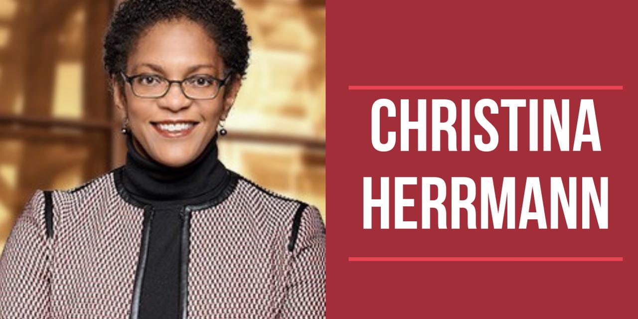 Tri-State Diversity Senior Executive Spotlight – Christina Herrmann