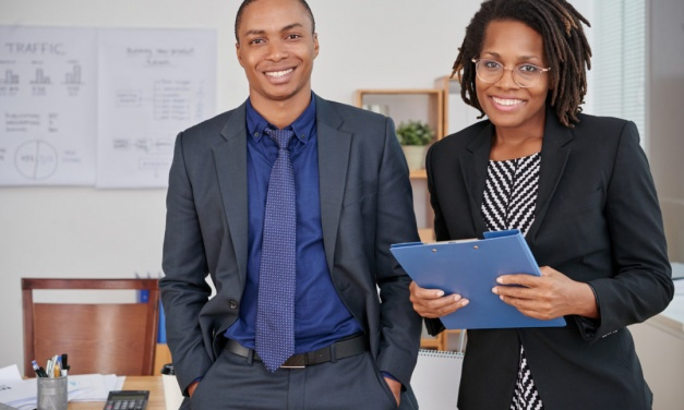 HOW TO BE A BETTER MALE ALLY TO BLACK WOMEN IN THE WORKPLACE