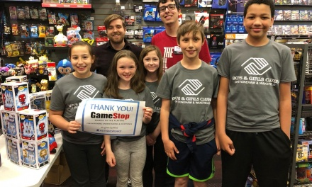 April's Autism Awareness Month: GameStop's Campaign for Autism