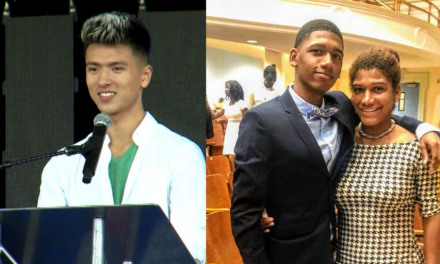 "Gen Z Valedictorians go Viral for ""Coming Out"" Graduation Speeches"