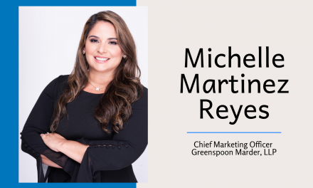 Board Spotlight: Michelle Martinez Reyes