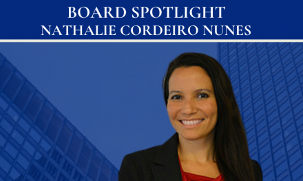 ILDC Board Spotlight: Nathalie Cordeiro Nunes, Senior Manager – Global Diversity & Inclusion Strategy and Execution