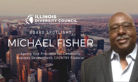 ILDC Board Spotlight: Michael Fisher, Vice President of Community Business Development at COUNTRY Financial