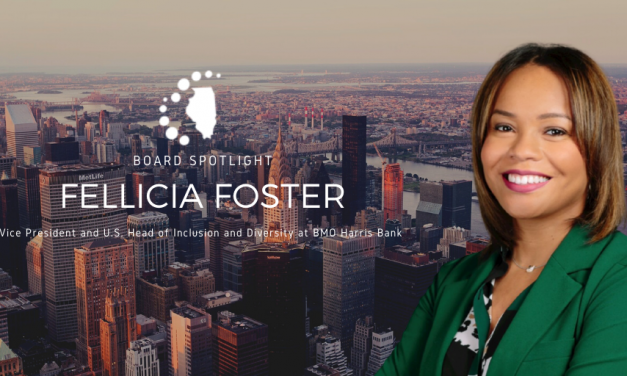 A Diversity Officer at the Frontlines: Lessons Learned from Current Events Board Spotlight: Fellicia Foster