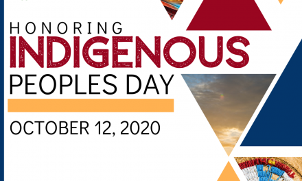 Commemorating Native American Day